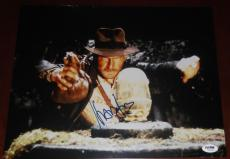 HARRISON FORD Signed Auto Indiana Jones 11x14 Photo PSA/DNA COA