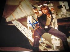 HARRISON FORD SIGNED AUTOGRAPH 11x14 STAR WARS HANS SOLO RETURN OF THE JEDI X6