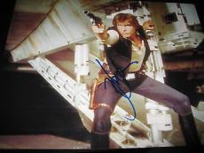 HARRISON FORD SIGNED AUTOGRAPH 11x14 STAR WARS HANS SOLO RETURN OF THE JEDI X7