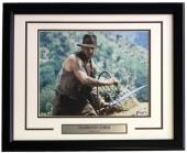 Harrison Ford Signed Framed 11x14 Indiana Jones Photo PSA U05018