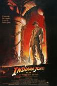 Harrison Ford Signed Indiana Jones And The Temple Of Doom 27x40 Movie Poster