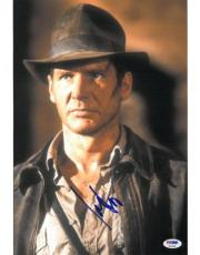 Harrison Ford Signed Indiana Jones Authentic 11x14 Photo (PSA/DNA) #P96488