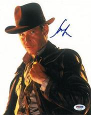 Harrison Ford Signed Indiana Jones Authentic 8x10 Photo (PSA/DNA) #K03421