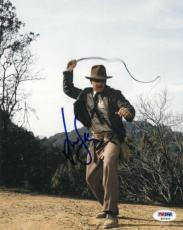 Harrison Ford Signed Indiana Jones Authentic 8x10 Photo (PSA/DNA) #K03422