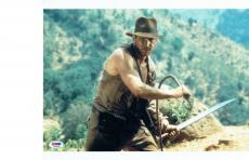 Harrison Ford Signed Indiana Jones Autographed 11x14 Photo PSA/DNA #K03426