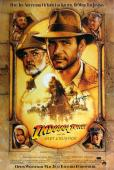 Harrison Ford Signed Indiana Jones The Last Crusade 27x40 Movie Poster