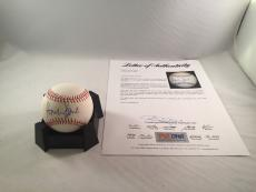 Harrison Ford Signed Major League Baseball Psa/dna Loa Star Wars Indiana Jones