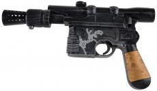 Harrison Ford Star Wars Autographed Blaster Gun - BAS