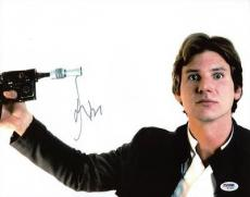 Harrison Ford Star Wars Signed 11X14 Photo Autographed PSA/DNA #W00896
