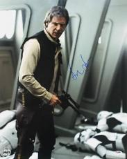 Harrison Ford Star Wars Signed 16X20 Photo Autographed PSA/DNA #U01311