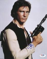 Harrison Ford Star Wars Signed 8X10 Photo Autographed PSA/DNA #U01271