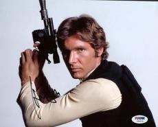 Harrison Ford Star Wars Signed 8X10 Photo Autographed PSA/DNA #U59370
