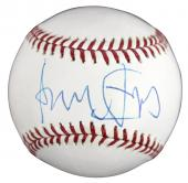 Harrison Ford Star Wars Signed Oml Baseball Autographed BAS #A12041