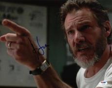Harrison Ford The Fugitive Signed 11X14 Photo PSA/DNA #V10680