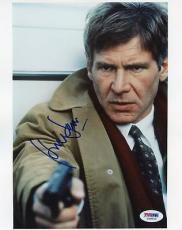 Harrison Ford The Fugitive Signed 8X10 Photo Autograph PSA/DNA #J18014