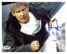 Harrison Ford The Fugitive Signed 8X10 Photo PSA/DNA #T03807