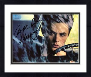 Harrison Gilbertson Signed 'Need For Speed' 11x14 Photo PSA AB92880