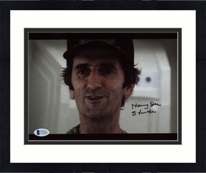 Harry Dean Stanton Alien Signed 8X10 Photo Autographed BAS #C19341