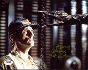 Harry Dean Stanton Alien Signed 8X10 Photo Autographed PSA/DNA #Z91673