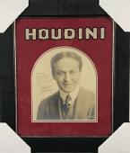 Harry Houdini Signed Autographed 7x9 Photograph Great Inscription Beckett BAS