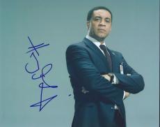 HARRY LENNIX Signed Autographed 8x10 Photo The Blacklist Man of Steel Superman A