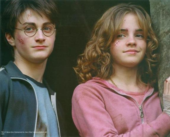 Harry Potter 8x10 photo Emma Watson Daniel Radcliffe Image #5