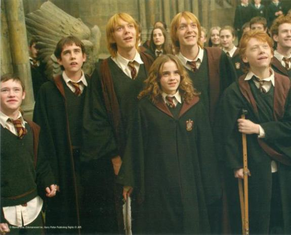 Harry Potter 8x10 photo Emma Watson Howarts School Image #4