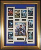 Harry Potter Deathly Hallows Cast Signed Poster Collection