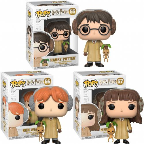 Harry Potter Herbology Funko Pop! Bundle