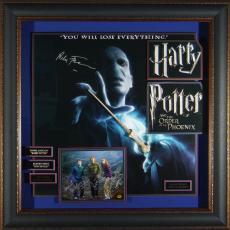 Harry Potter Cast Autographed Framed Poster Display