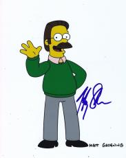 Harry Shearer Signed 8x10 Photo w/COA The Simpsons Spinal Tap SNL Mr. Burns #2