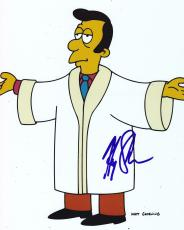 Harry Shearer Signed 8x10 Photo w/COA The Simpsons Spinal Tap SNL Mr. Burns #4