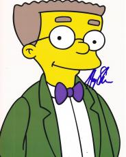 Harry Shearer Signed 8x10 Photo w/COA The Simpsons Spinal Tap SNL Mr. Burns #6