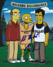 Harry Shearer Signed 8x10 Photo w/COA The Simpsons Spinal Tap SNL Mr. Burns #7