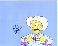 HARRY SHEARER signed *SIMPSONS* 8X10 photo W/COA WAYLON SMITHERS