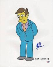 Harry Shearer The Simpsons Signed 11X14 Photo PSA/DNA #V67167