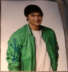 "Harry Shum Jr Signed Autograph ""glee"" Dancer Stud Photo"