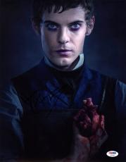 Harry Treadaway SIGNED 8x10 Photo Dr. Victor Frankenstein Penny Dreadful PSA/DNA