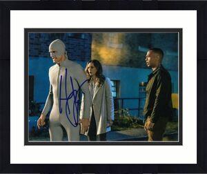 Hartley Sawyer Signed The Flash 8x10 Photo Elongated Man W Coa 2