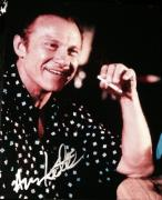 HARVEY KEITEL SIGNED AUTOGRAPH CLASSIC MOVIE LEGEND ICONIC POSE 8x10 PHOTO COA