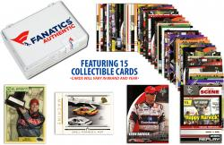 Kevin Harvick Collectible Lot of 15 NASCAR Trading Cards -