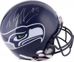 Percy Harvin Autographed Seahawks Proline Helmet