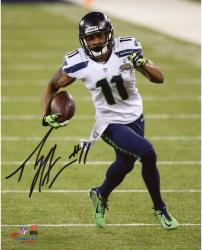 "Percy Harvin Seattle Seahawks Autographed 8"" x 10"" Photograph"