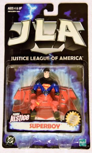 Hasbro 1999 Justice League of America SUPERBOY Young Justice