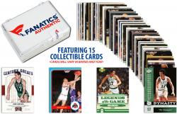 John Havlicek Boston Celtics Collectible Lot of 15 NBA Trading Cards