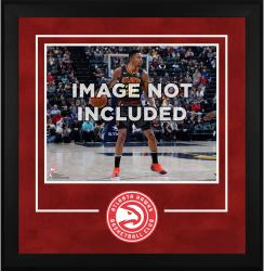 """Atlanta Hawks Deluxe 16"""" x 20"""" Frame"""
