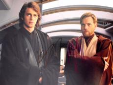 Hayden Christensen and Ewan McGregor Signed - Autographed STAR WARS 11x14 inch Photo - Guaranteed to pass PSA or JSA