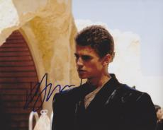 Hayden Christensen Autographed STAR WARS 8x10 Photo - Actor from Revenge of the Sith and Attack of the Clones