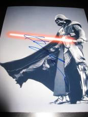 HAYDEN CHRISTENSEN SIGNED AUTOGRAPH 8x10 PHOTO STAR WARS PROMO IN PERSON COA F