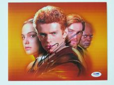 Hayden Christensen Signed Star Wars Authentic 8x10 Photo (PSA/DNA) #I72606